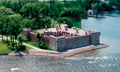 Photo : © Fort Chambly National Historic Site of Canada