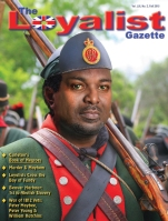 Fall 2015 Loyalist Gazette
